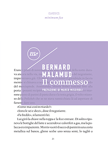 """Di come """"Il commesso"""" di  Malamud sia un capolavoro"""