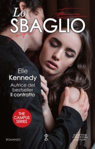 """Lo sbaglio, un altro capitolo per """"The campus series"""" di Elle Kennedy"""