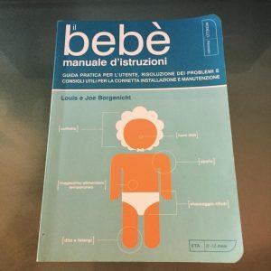 Manuale d'istruzioni del bebè
