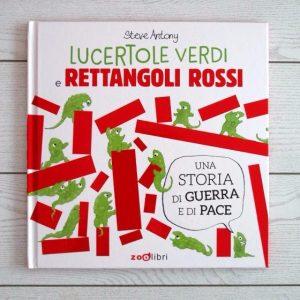 Idee regalo bambini: pastelli ribelli o lucertole contro rettangoli