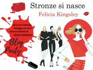 Str***e si nasce, di Felicia Kingsley