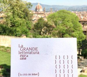La città dei lettori, Firenze 1-3 giugno