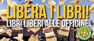 Libera i libri: un nuovo spazio di bookcrossing in città