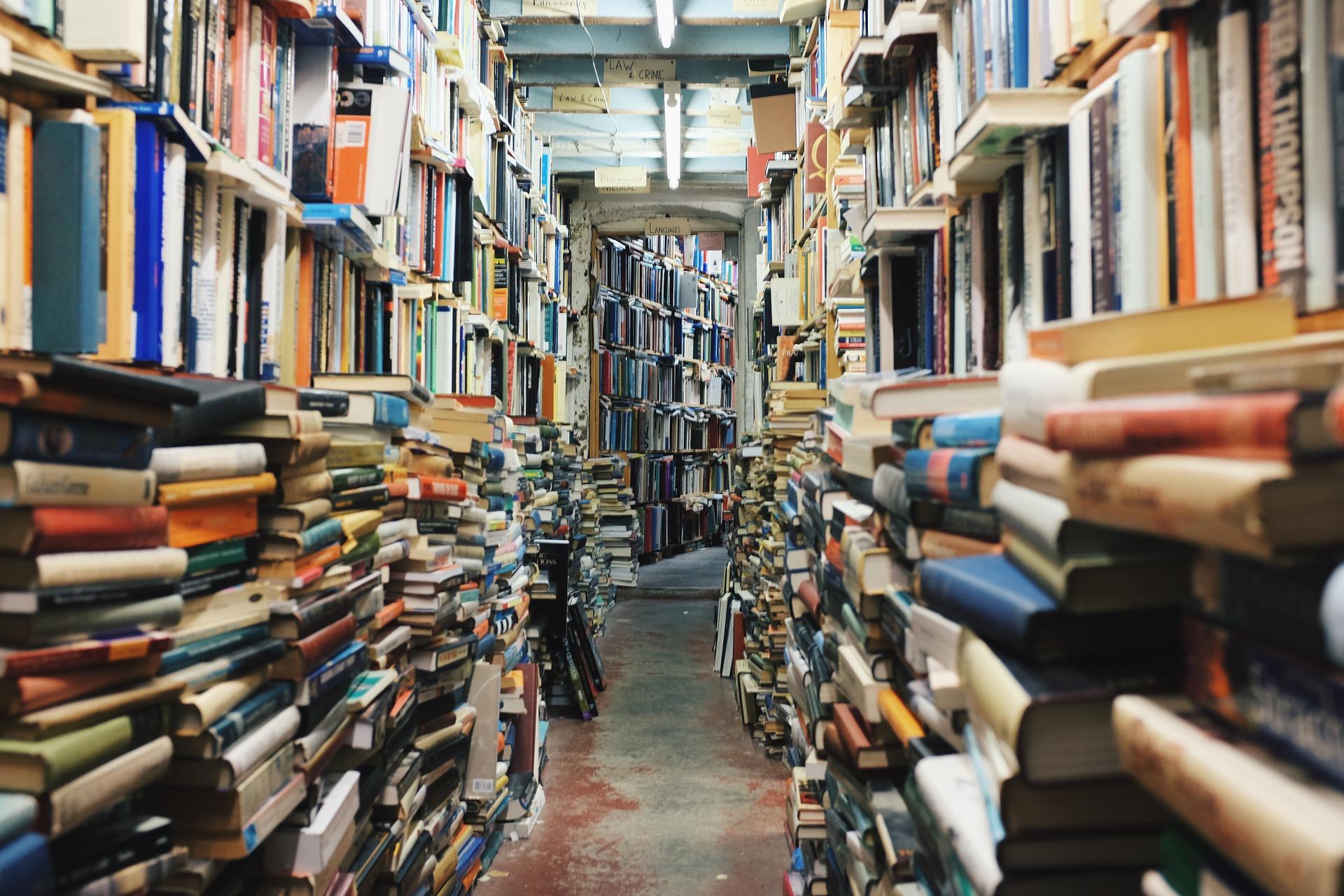 Un po' di novità in libreria