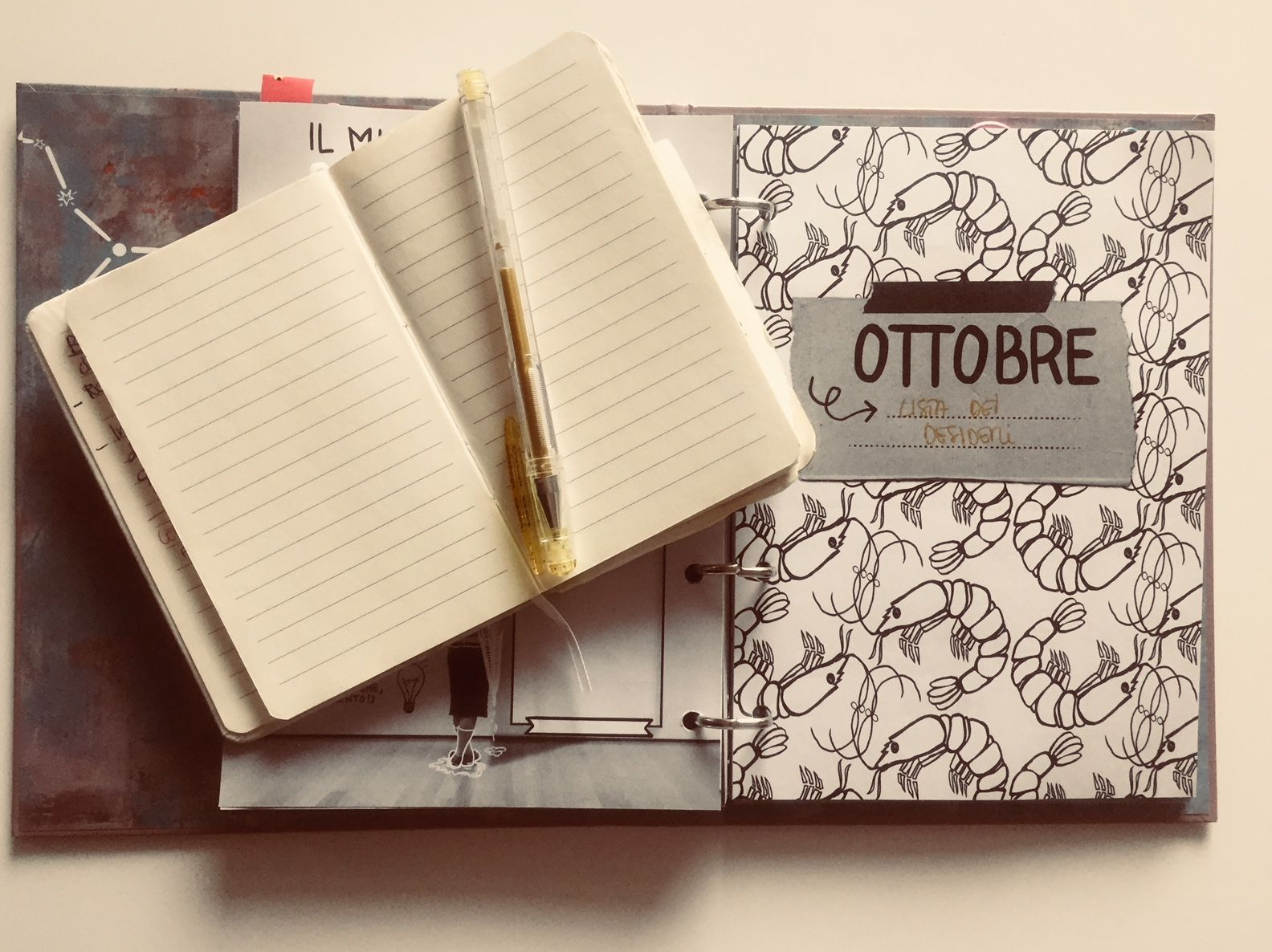 Cosa leggeremo a ottobre?