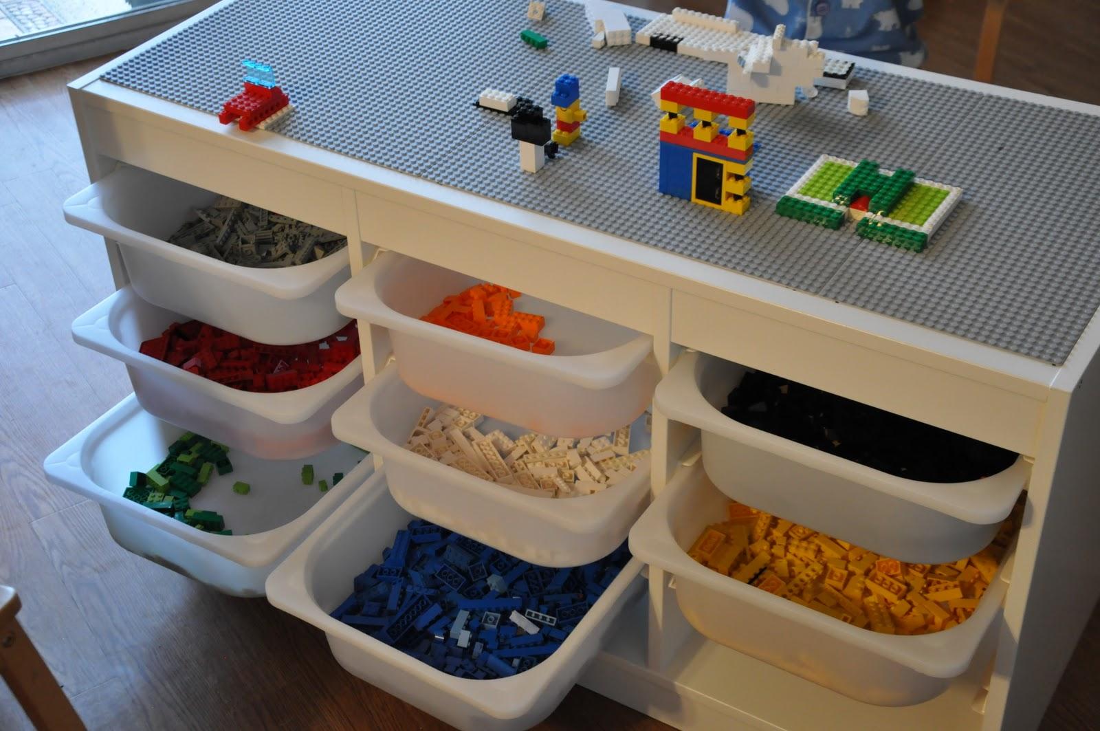 contenitore Lego