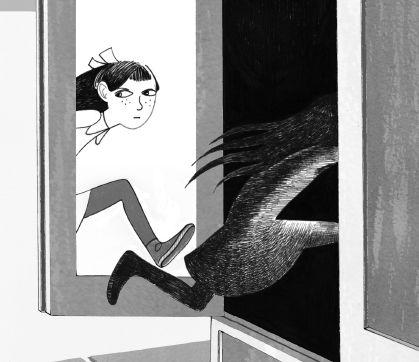 La bambina che somigliava alle cose scomparse
