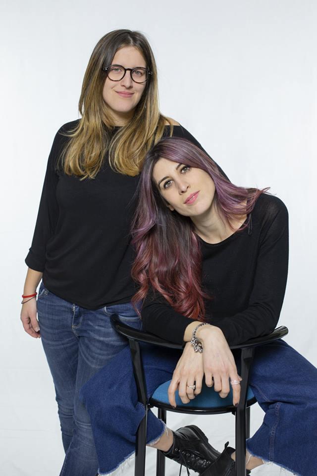 Eleonora Calesini e Debora Grossi