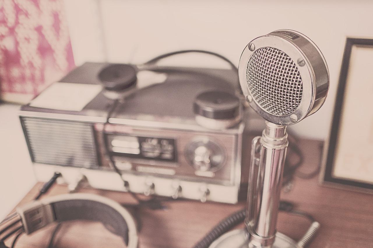 Tre consigli di lettura in radio