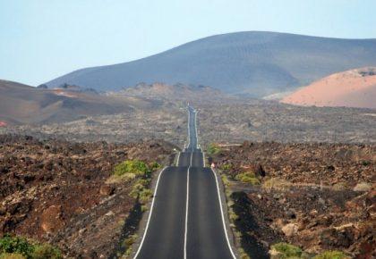 Cycling Locations - Lanzarote