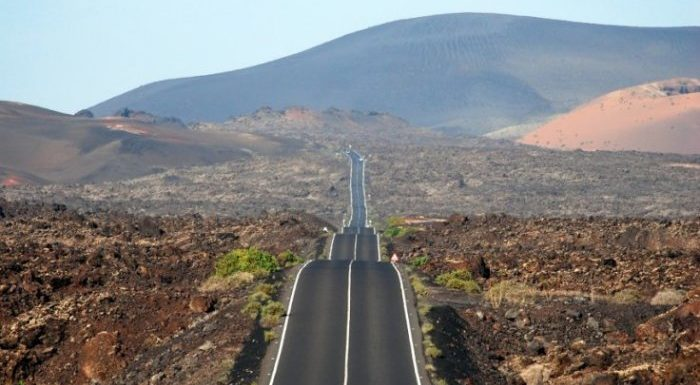 Cycling Locations - Lanzarote